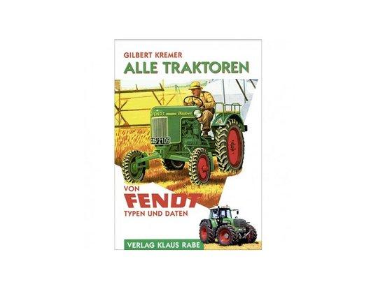 """15.-18. Preis 2020: Je ein Exemplar """"Alle Traktoren von Lanz"""", """"Alle Traktoren von Hanomag"""", """"Alle Traktoren von Fendt"""" oder """"Alle Traktoren von Schlüter"""""""